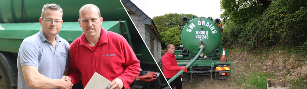 Septic Tank Emptying Cornwall